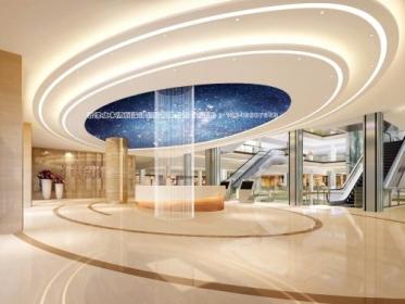 云南商场美陈包含的范围与设计