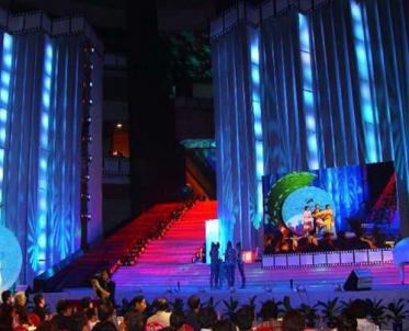 第二届北京国际体育电影周开幕式