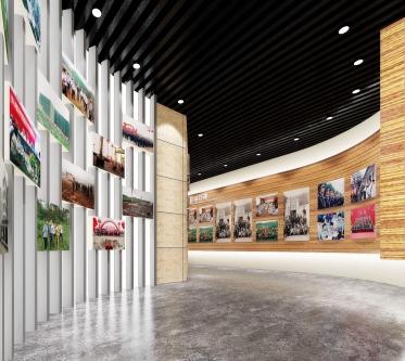 陈列博物馆展厅